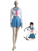 Bleach Cosplay Yadoumaru Lisa Cosplay Costume