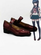 Dangan Ronpa Sayaka Maizono Cosplay Shoes