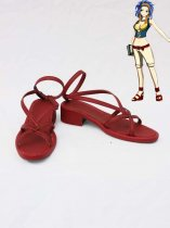 Fairy Tail Cosplay Levy Mcgarden Cosplay Shoes