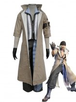 Final Fantasy XIII Cosplay Snow Villiers Cosplay Costume