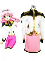 Galaxy Angel Milfeulle Sakuraba Cosplay Costume
