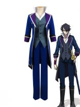 K Project Cosplay Saruhiko Fushimi Cosplay Costume