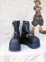 Kingdom Hearts Cosplay Sora Cosplay Shoes