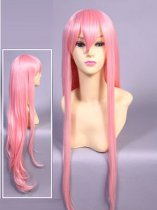 Problem Children are Coming from Another World Black Rabbit Pink Cosplay Wig