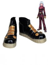 The King of Fighters KOF Cosplay Kula Diamond Cosplay Shoes