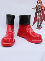 Toaru Majutsu no Index Sasha Kruezhev Short Cosplay Boots