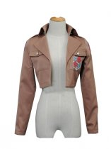 Attack on Titan The Garrison/Stationary Guard Uniform Cosplay Costume