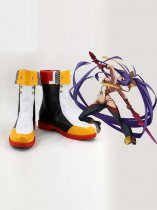 BlazBlue Cosplay Mai Natsume Cosplay Boots