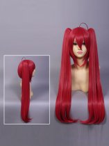 Date A Live Kotori Itsuka Red Cosplay Show Wig