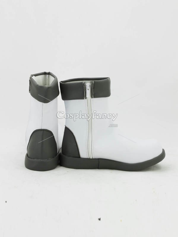 Dirge of Cerberus Final Fantasy VII Shelke Cosplay Boots