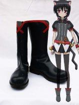 Dog Days Noir VinoCacao Cosplay Boots