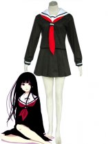 Hell Girl Cosplay Ai Enma Cosplay Costume