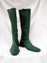 Mobile Suit Gundam Cosplay Green Cosplay Boots