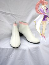 Mobile Suit Gundam Cosplay Lacus Clyne Cosplay Ankle Boots